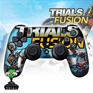 Adesivo de Controle PS4 Trials Fusion Mod 01