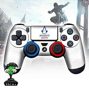 Adesivo de Controle PS4 Assassins Creed Mod 05