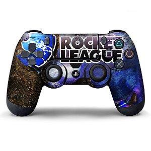Adesivo de Controle PS4 Rocket League Mod 01