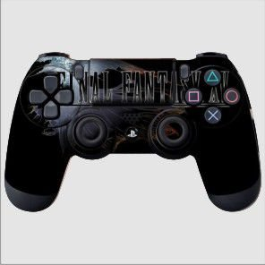 Adesivo de Controle PS4 Final Fantasy XV Mod 02