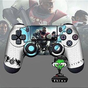 Adesivo de Controle PS4 Destiny Mod 05