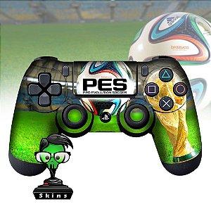 Adesivo de Controle PS4 PES Mod 01