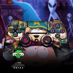 Adesivo de Controle PS4 South Park Mod 01