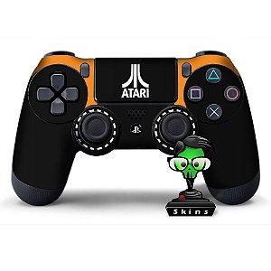 Adesivo de Controle PS4 Atari Mod 01