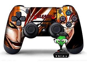 Adesivo de Controle PS4 Bleach Mod 01