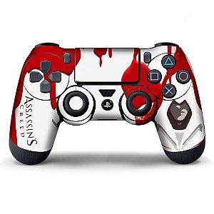 Adesivo de Controle PS4 Assassins Creed Mod 08