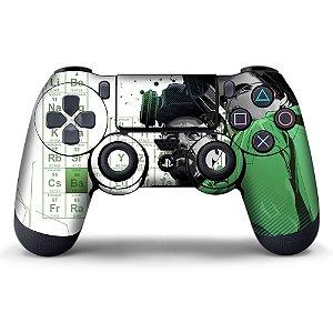 Adesivo de Controle PS4 Breaking Bad Mod 3