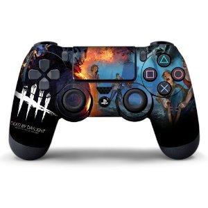 Adesivo de Controle PS4 Dead By Daylight Mod 01