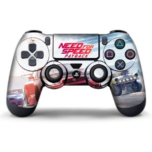 Adesivo de Controle PS4 Need For Speed Mod 03