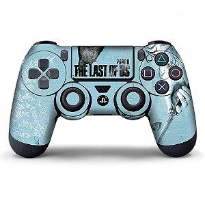 Adesivo de Controle PS4 The Last of Us Mod 04