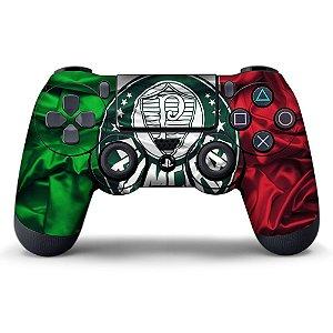 Adesivo de Controle PS4 Palmeiras Mod 03