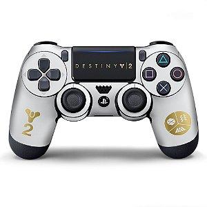 Adesivo de Controle PS4 Destiny Mod 06