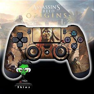 Adesivo de Controle PS4 Assassins Creed Mod 07