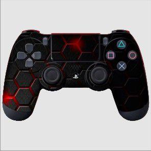 Adesivo de Controle PS4 Splosion Mod 01