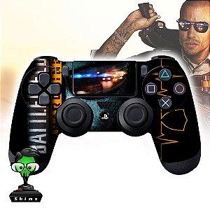 Adesivo de Controle PS4 Battlefield Mod 03