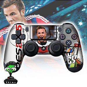 Adesivo de Controle PS4 PES Mod 03