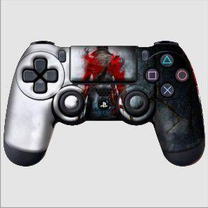 Adesivo de Controle PS4 Bloodborne Mod 04