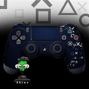 Adesivo de Controle PS4 Controle Blue