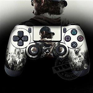 Adesivo de Controle PS4 Days Gone Mod 01