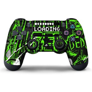 Adesivo de Controle PS4 Dead Sec Mod 02