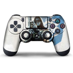 Adesivo de Controle PS4 Destiny Blue