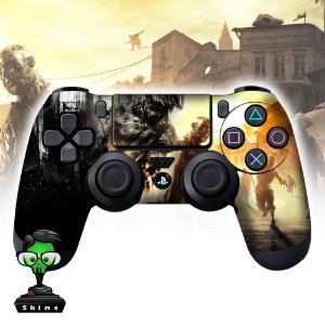 Adesivo de Controle PS4 Dying Light Mod 01