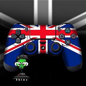 Adesivo de Controle PS4 England Flag