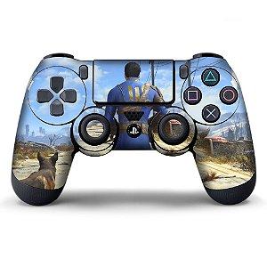 Adesivo de Controle PS4 Fallout Mod 01