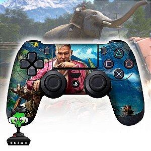 Adesivo de Controle PS4 Farcry Mod 01