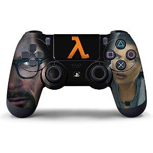 Adesivo de Controle PS4 Half Life Mod 01
