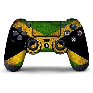 Adesivo de Controle PS4 Jamaica Flag