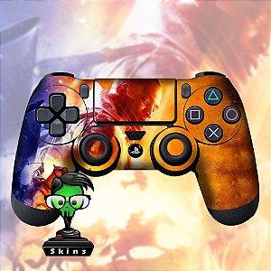 Adesivo de Controle PS4 BF Mod 01