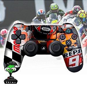 Adesivo de Controle PS4 Moto GP 93 Mod 01