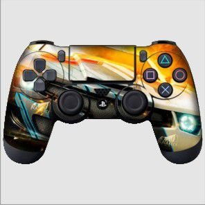 Adesivo de Controle PS4 Need For Speed Mod 04