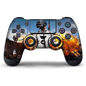 Adesivo de Controle PS4 PUBG Mod 01