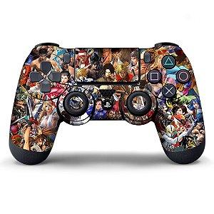 Adesivo de Controle PS4 Sticker Bombs Mod 02