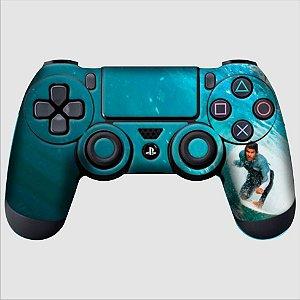 Adesivo de Controle PS4 Surf Mod 01