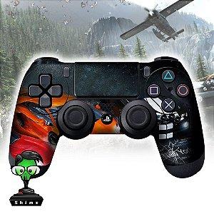Adesivo de Controle PS4 The Crew Mod 01