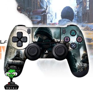 Adesivo de Controle PS4 The Division Mod 01