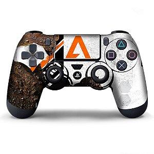 Adesivo de Controle PS4 Titanfall Mod 01