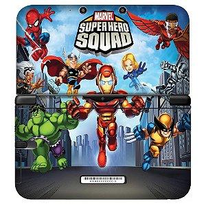 Adesivo Skin de Proteção 3ds XL Super Hero Squad