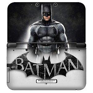 Adesivo Skin de Proteção 3ds XL Batman Mod 01