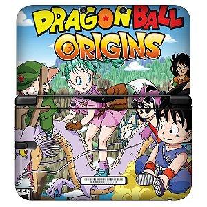 Adesivo Skin de Proteção 3ds XL Dragonball Origins