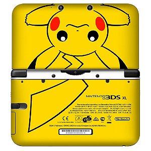 Adesivo Skin de Proteção 3ds XL Pokemon Mod 04