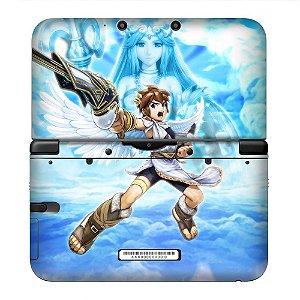 Adesivo Skin de Proteção 3ds XL Kid Icarus