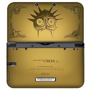 Adesivo Skin de Proteção 3ds XL The Legend of Zelda: Majora's Mask