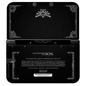 Adesivo Skin de Proteção 3ds XL The Legend of Zelda Mod 09