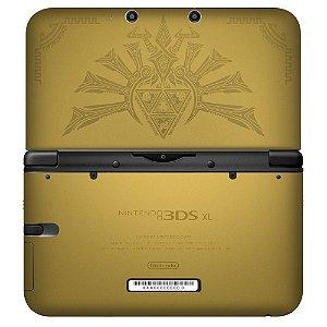 Adesivo Skin de Proteção 3ds XL The Legend of Zelda Mod 08