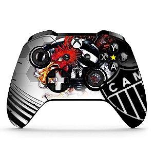 Adesivo de Controle Xbox One Atlético Mineiro