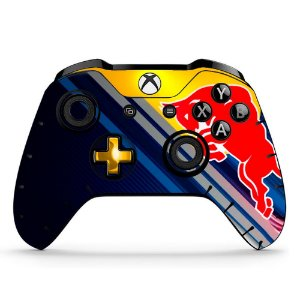 Adesivo de Controle Xbox One Redbull